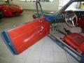 Door Panel of 1964 1000 GT Coupe