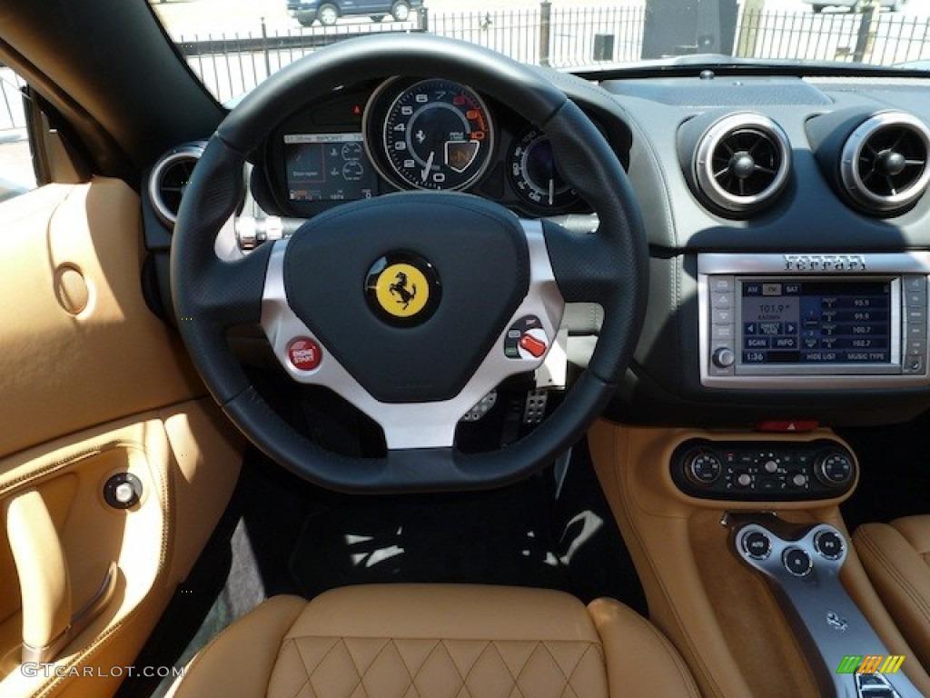 Ca car color beige - 2012 California Nero Daytona Black Metallic Beige Beige Photo