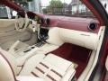2009 Ferrari 599 GTB Fiorano Cream Interior Dashboard Photo