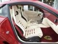 2009 Ferrari 599 GTB Fiorano Cream Interior Interior Photo