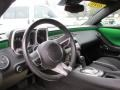 Black/Green 2010 Chevrolet Camaro LT Coupe Synergy Special Edition Dashboard