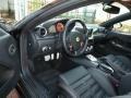 2007 Ferrari 599 GTB Fiorano Nero (Black) Interior Prime Interior Photo