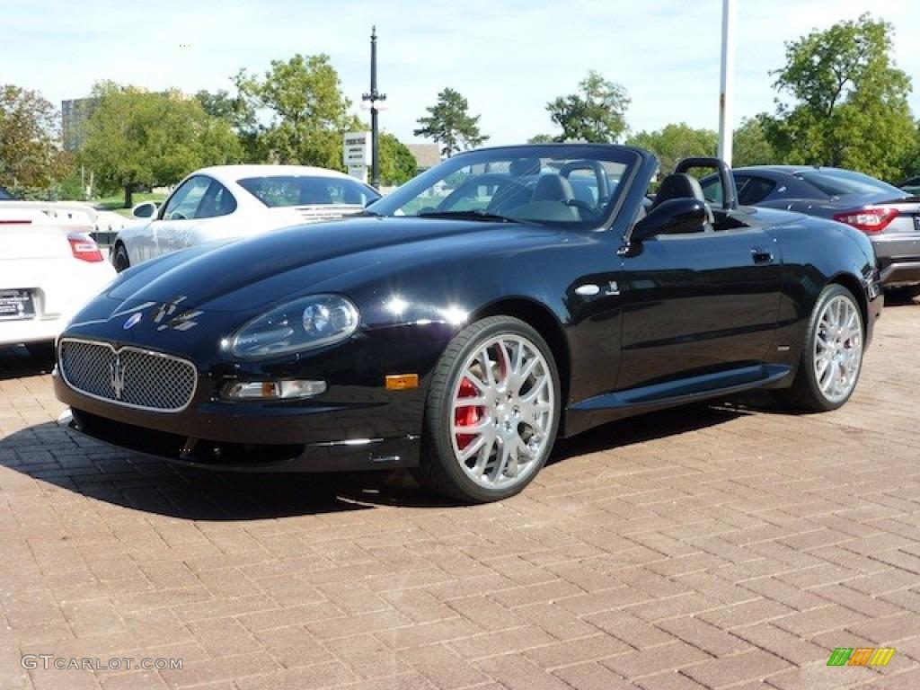 Nero (Black) 2006 Maserati GranSport Spyder Exterior Photo #77859145 ...