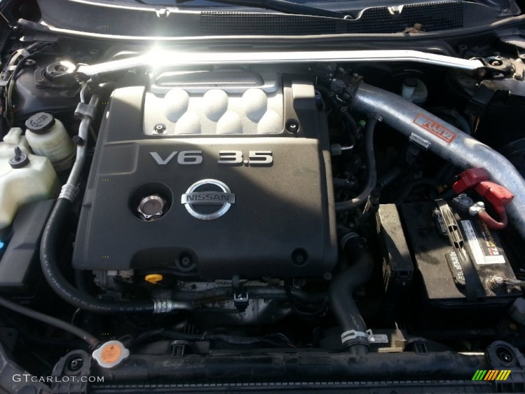 2007 Nissan Maxima 3 5 Se Engine Photos Gtcarlot Com