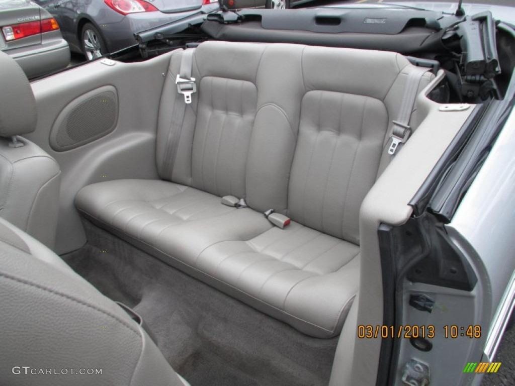on 2002 Chrysler Sebring Lxi Specs