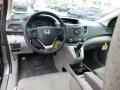 Gray Prime Interior Photo for 2013 Honda CR-V #77864550