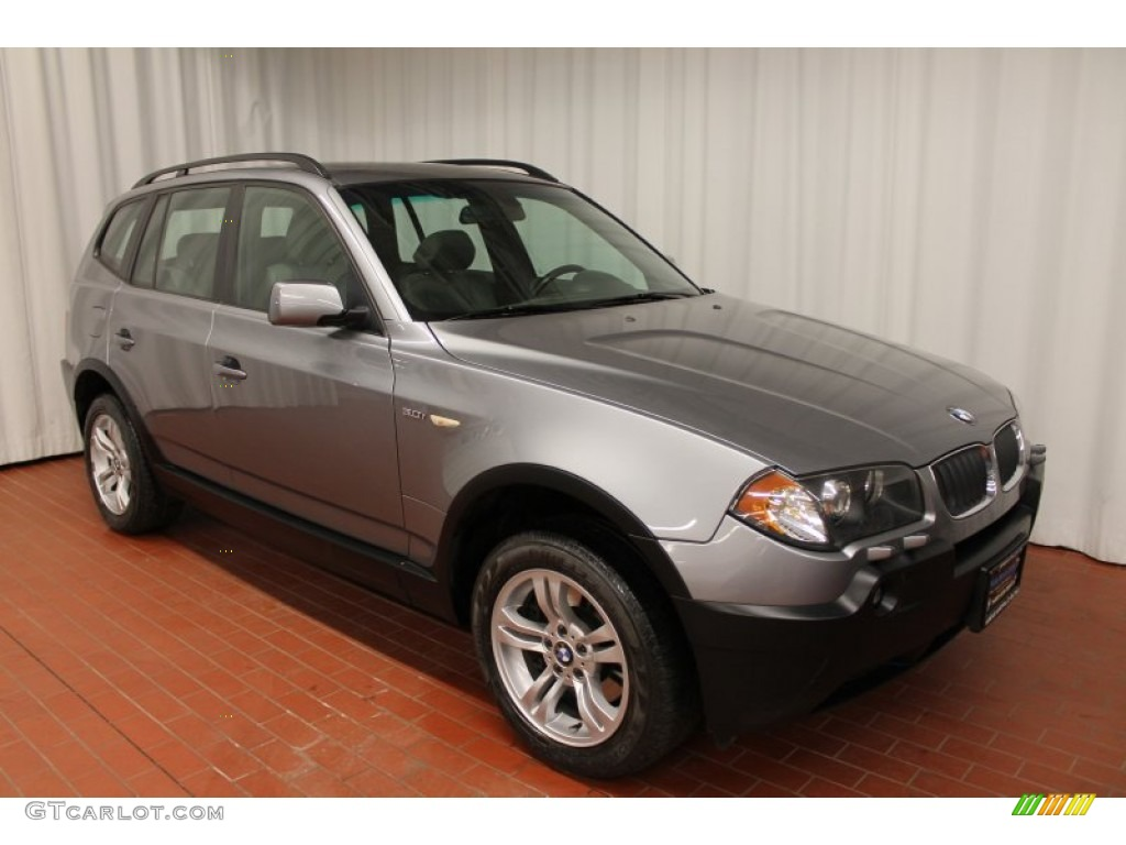 2004 Bmw X3 Exterior Photos