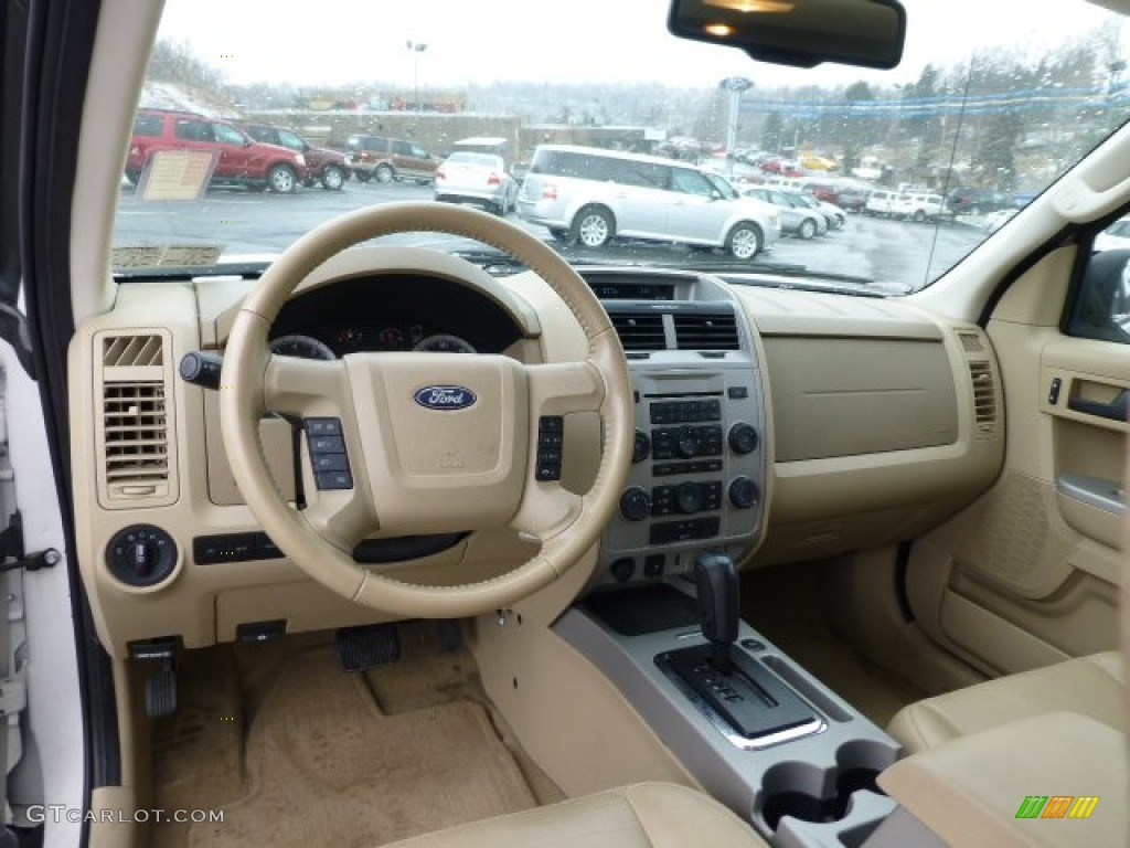 2012 ford escape camel interior. Black Bedroom Furniture Sets. Home Design Ideas
