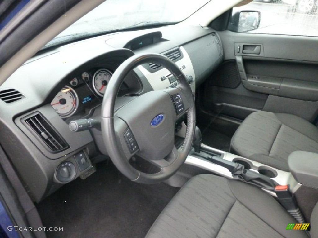 2008 Ford Focus Se Sedan Interior Photo 77881183