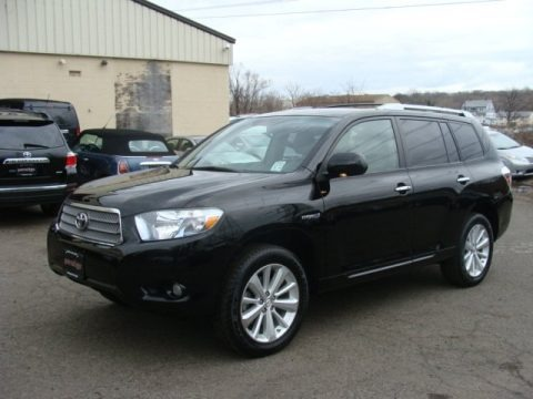2009 toyota highlander hybrid limited 4wd data info and. Black Bedroom Furniture Sets. Home Design Ideas