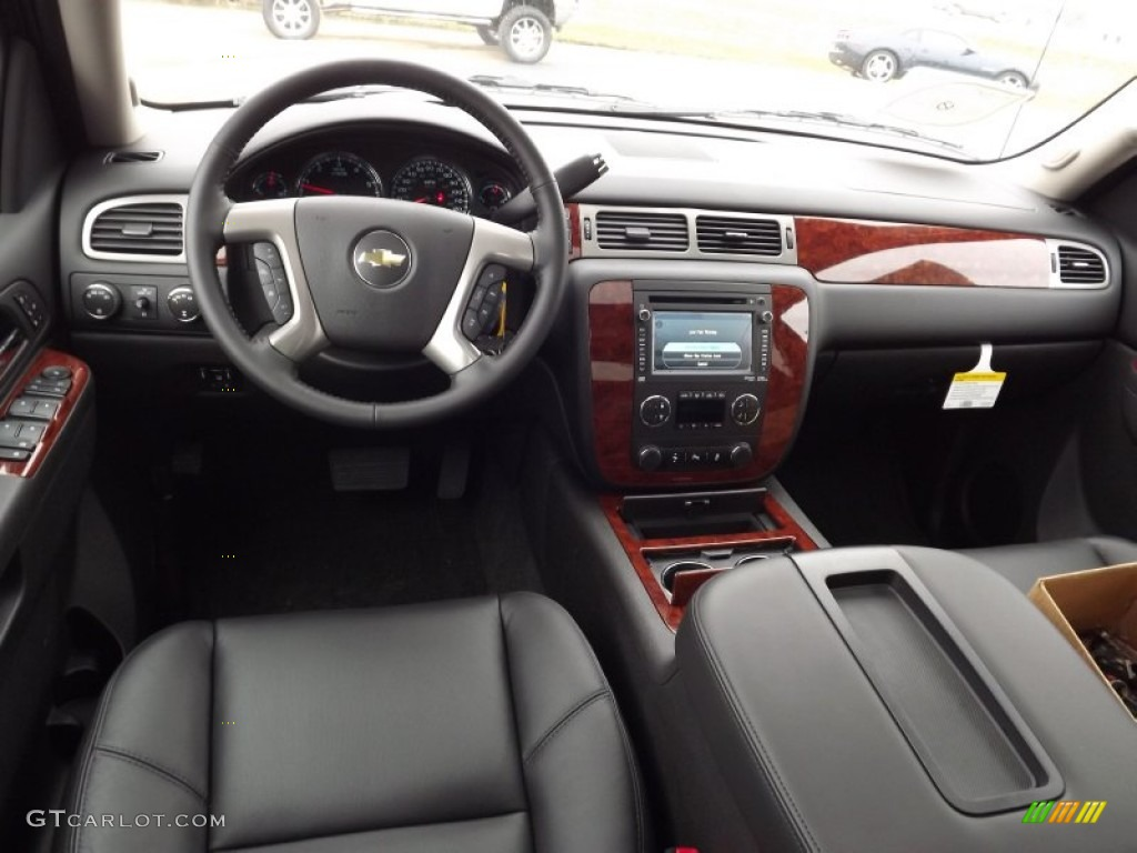 chevrolet avalanche interior ebony -#main