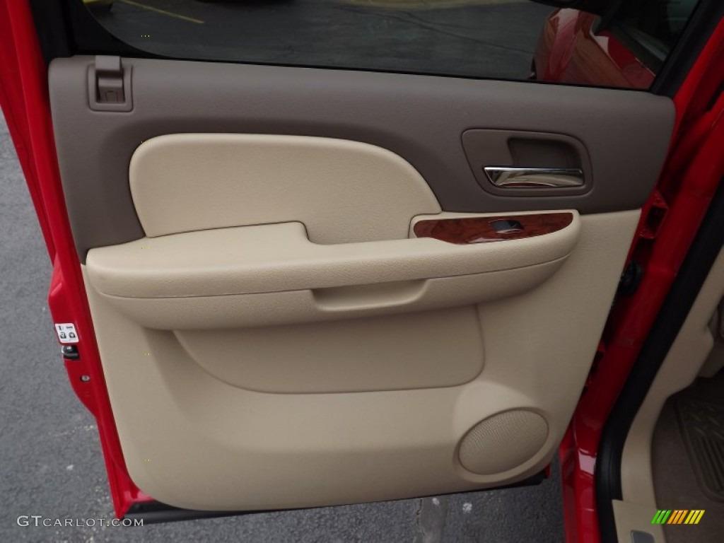2013 Chevrolet Silverado 1500 LTZ Crew Cab 4x4 Door Panel Photos