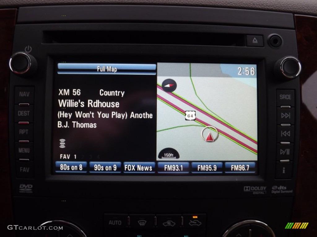 2013 Chevrolet Silverado 1500 LTZ Crew Cab 4x4 Navigation Photos
