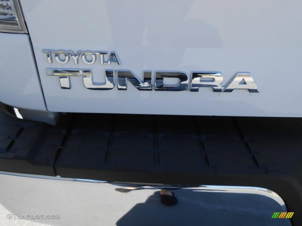 2013 Tundra TSS CrewMax - Super White / Graphite photo #6