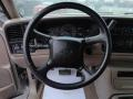 Tan Steering Wheel Photo for 2002 Chevrolet Silverado 1500 #77889852