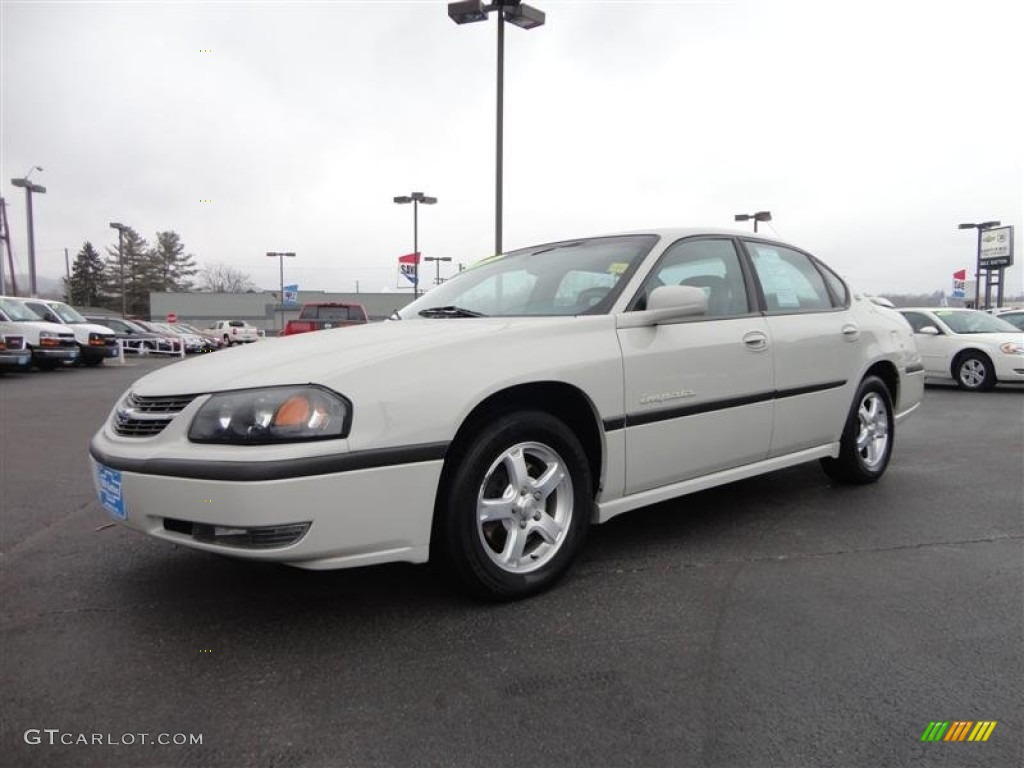 2003 Chevrolet Impala Ls Exterior Photos