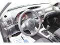 2009 Subaru Impreza Carbon Black Interior Prime Interior Photo