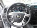 2013 Silver Ice Metallic Chevrolet Silverado 1500 LT Crew Cab 4x4  photo #11