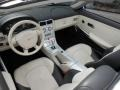 Dark Slate Gray/Vanilla 2006 Chrysler Crossfire Interiors