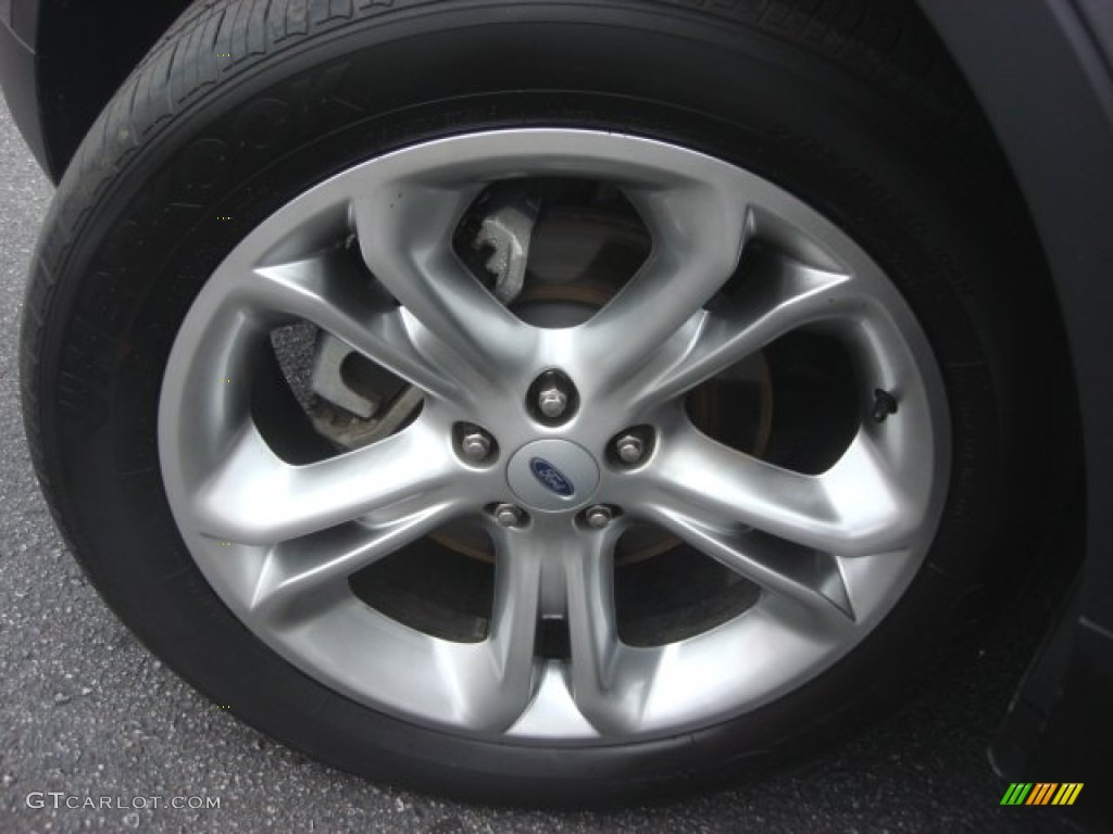 2013 Ford Explorer Limited 4WD Wheel Photo #77907373