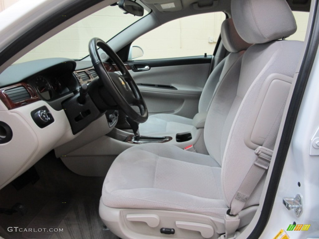 Gray Interior 2011 Chevrolet Impala Lt Photo 77911828