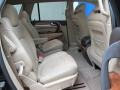 Cashmere/Cocoa Rear Seat Photo for 2008 Buick Enclave #77912899
