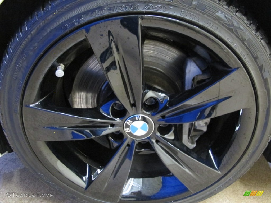 2009 BMW 3 Series 335i Sedan Custom Wheels Photo 77913427