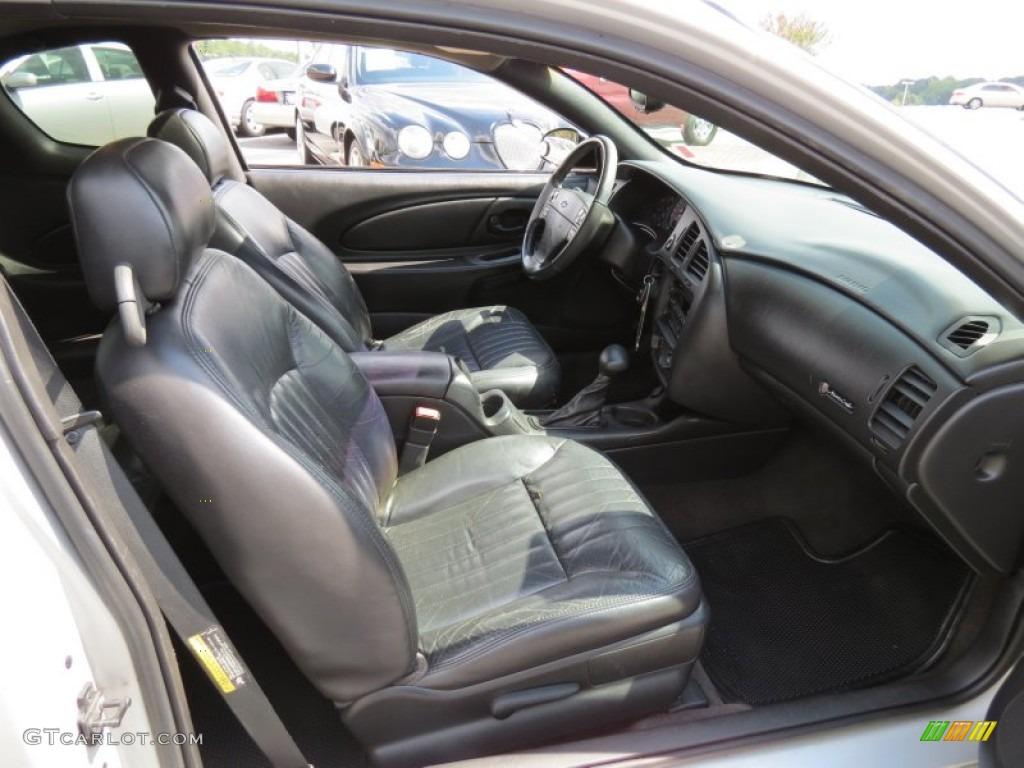 2004 Chevrolet Monte Carlo Ss Interior Photos