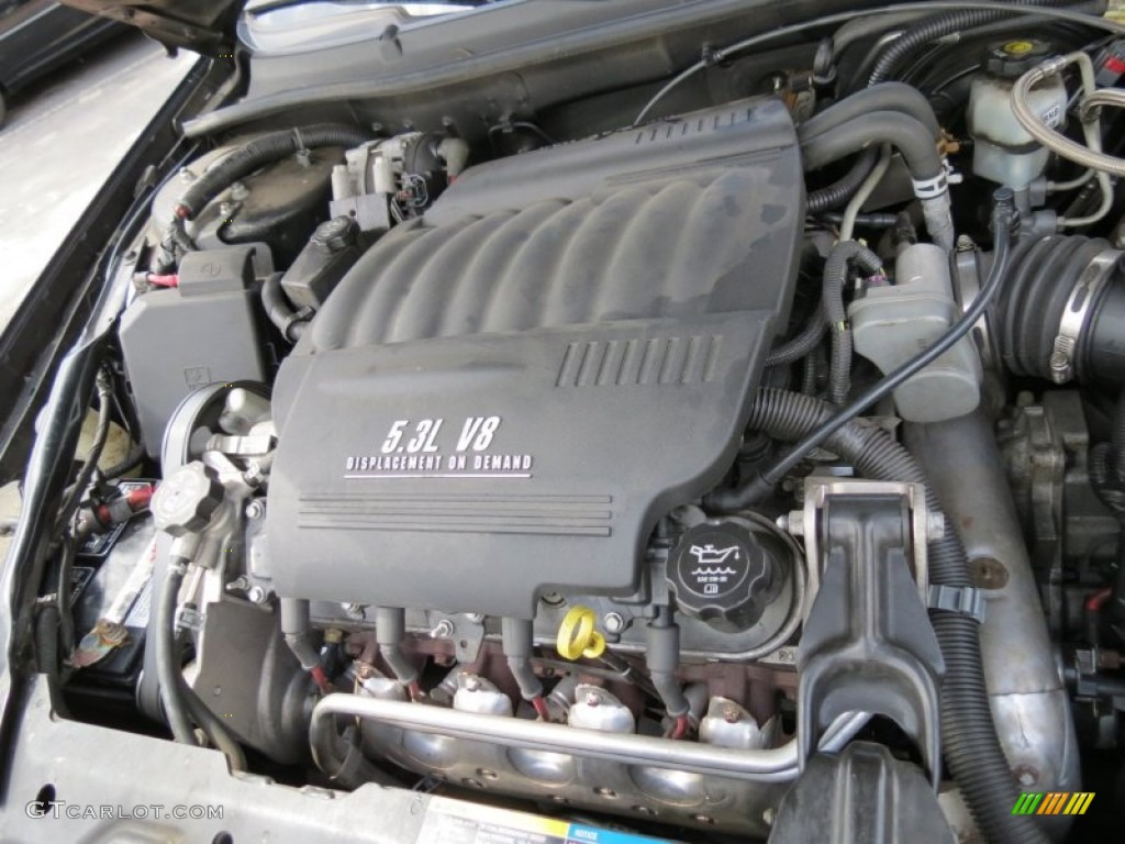 2006 Chevrolet Impala Ss Engine Photos