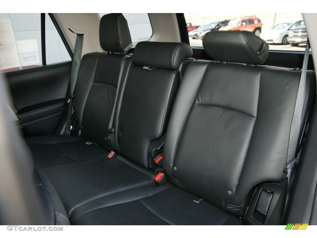2013 Toyota 4runner Limited 4x4 Interior Color Photos