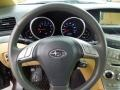 Desert Beige Steering Wheel Photo for 2008 Subaru Tribeca #77923360