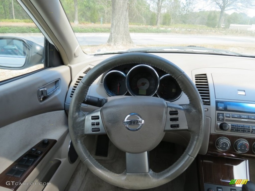 2005 Satin White Pearl Nissan Altima 2 5 Sl 77924606