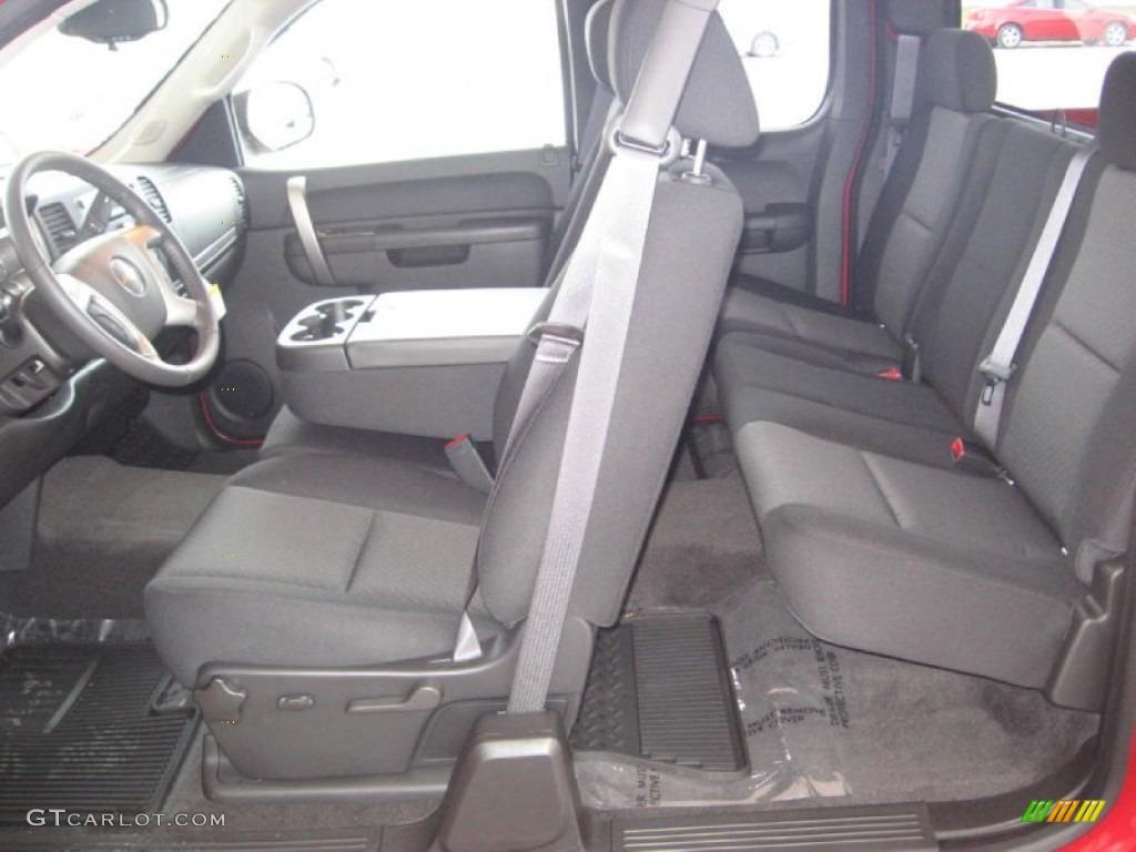 2013 Silverado 1500 LT Extended Cab 4x4 - Victory Red / Ebony photo #7