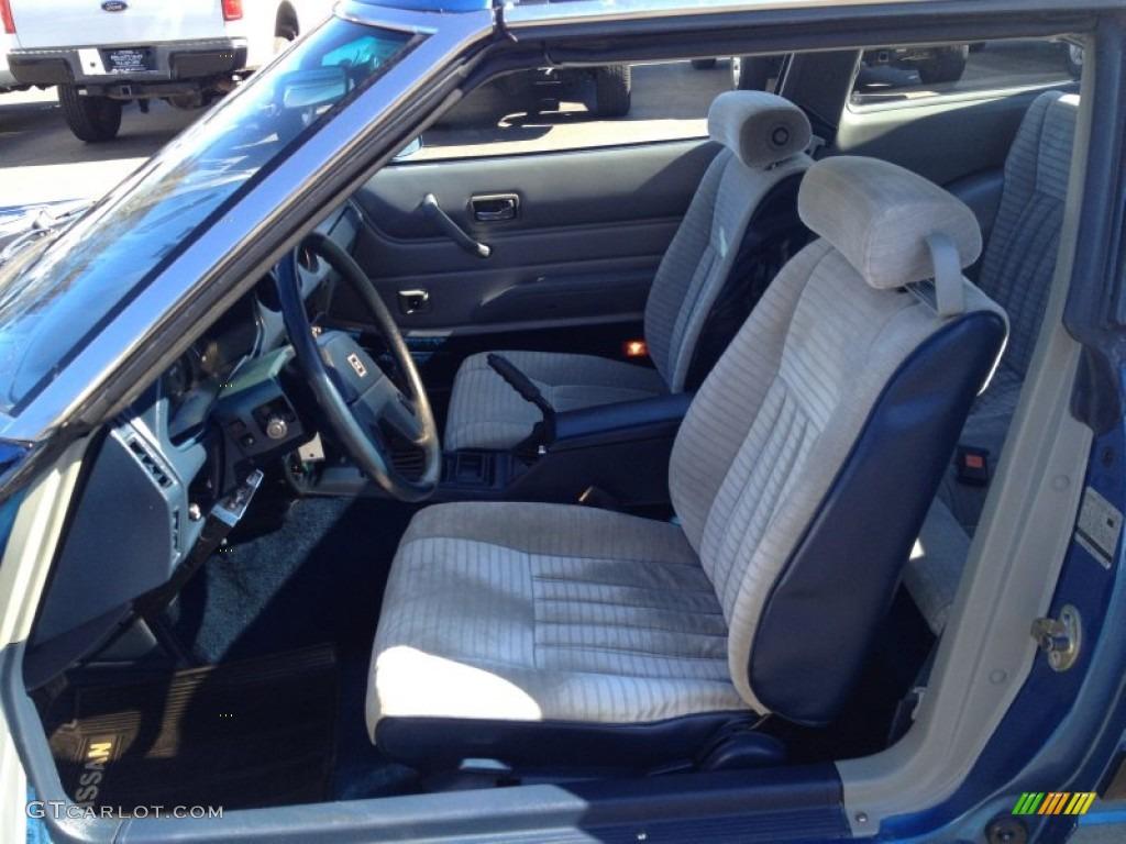 1982 Blue Metallic Datsun 280ZX 2+2 Coupe #77924712 Photo ...