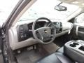 Dark Titanium Prime Interior Photo for 2010 Chevrolet Silverado 1500 #77939308