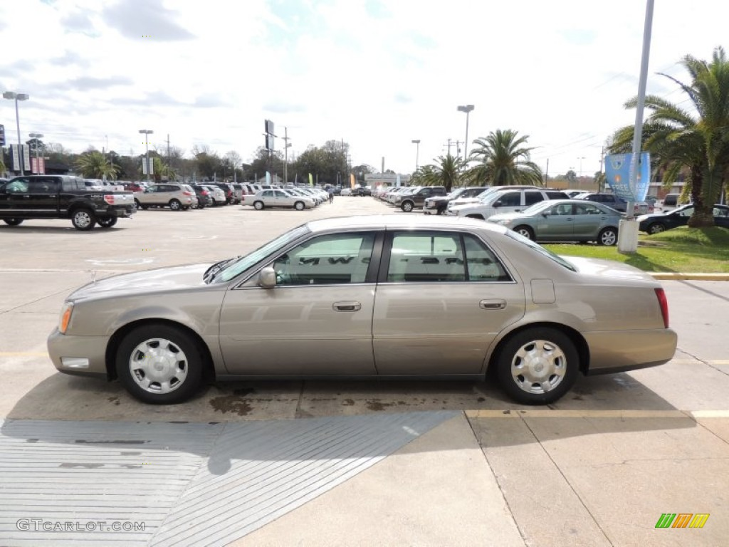 bronzemist metallic 2002 cadillac deville sedan exterior photo 77940851 gt. Cars Review. Best American Auto & Cars Review