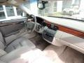 2002 Cadillac DeVille Neutral Shale Interior Dashboard Photo