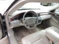 2002 Cadillac DeVille Neutral Shale Interior Prime Interior Photo