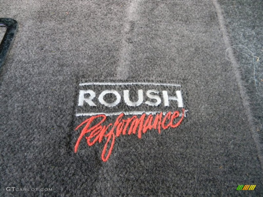 2002 Ford Mustang Roush Stage 3 Coupe Marks and Logos Photo #77941933