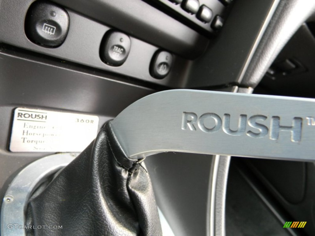 2002 Ford Mustang Roush Stage 3 Coupe Marks and Logos Photo #77941965
