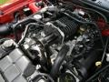 2002 Ford Mustang 4.6 Liter Roush Supercharged SOHC 16-Valve V8 Engine Photo