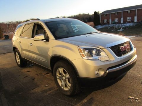 2008 gmc acadia slt awd data info and specs. Black Bedroom Furniture Sets. Home Design Ideas