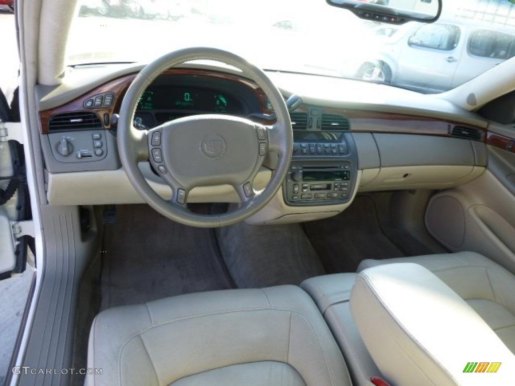 Shale Interior 2005 Cadillac Deville Sedan Photo 77951841