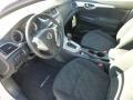 2013 Nissan Sentra Charcoal Interior Prime Interior Photo