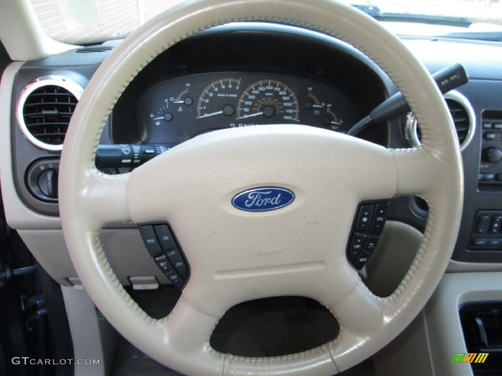 2003 Ford Expedition Ed Bauer 4x4 Steering Wheel Photos