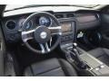 2011 Ford Mustang Charcoal Black Interior Prime Interior Photo