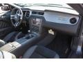 2011 Ford Mustang Charcoal Black/Black Interior Dashboard Photo