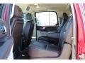 Rear Seat of 2013 Escalade ESV Platinum