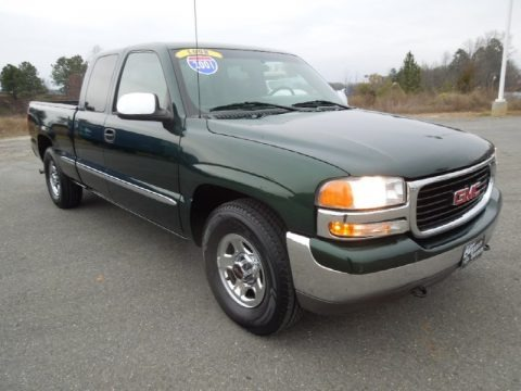 2001 gmc sierra 1500 sle extended cab data info and specs. Black Bedroom Furniture Sets. Home Design Ideas