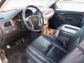Ebony 2011 Chevrolet Avalanche Interiors
